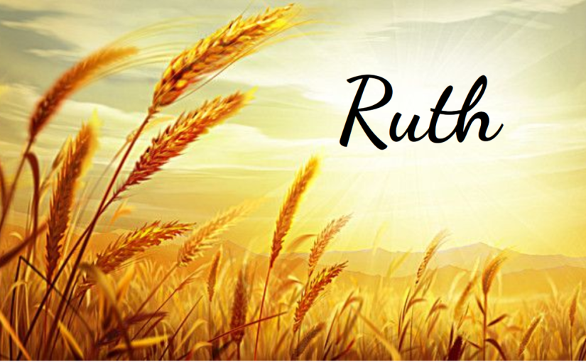 Life Lessons from Women in the Bible:Ruth